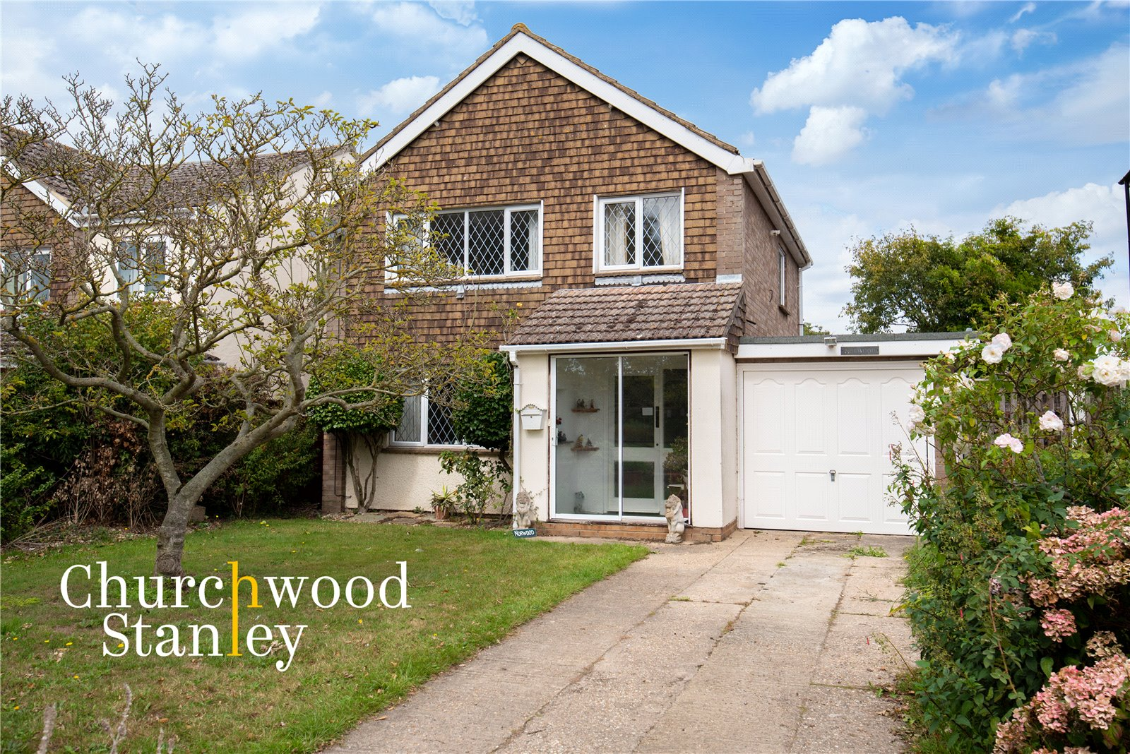3 bed house for sale in Mill Lane, Bradfield, Manningtree, CO11