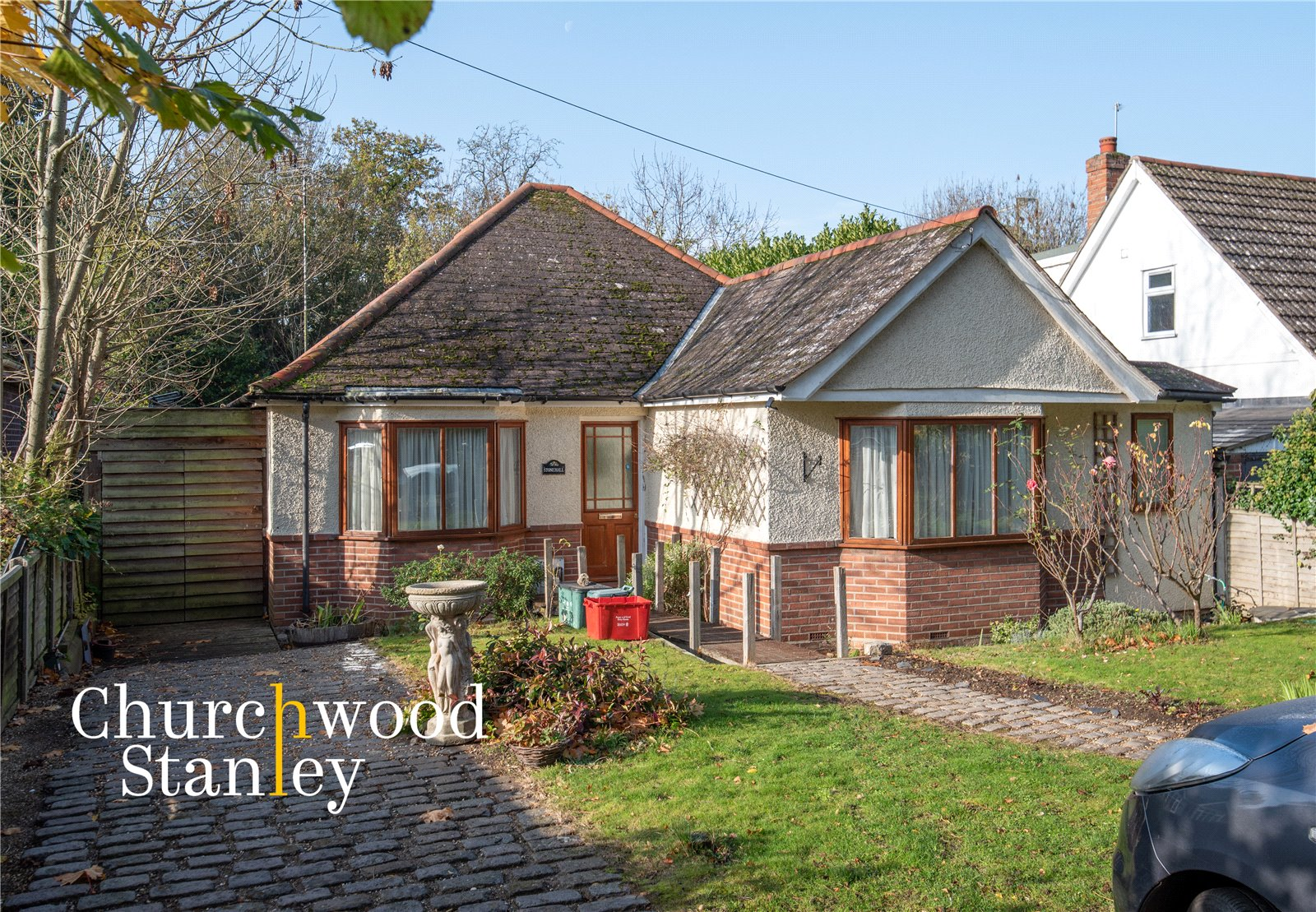 3 bed bungalow for sale in School Lane, Mistley, Manningtree  - Property Image 1