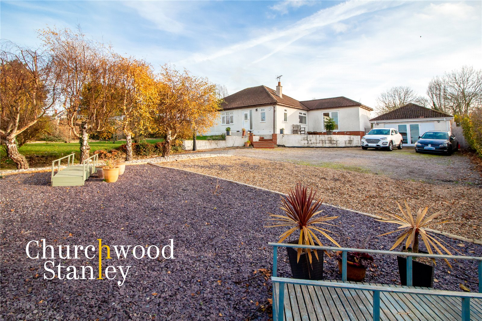 4 bed bungalow for sale in Church Hill, Ramsey, Harwich, CO12