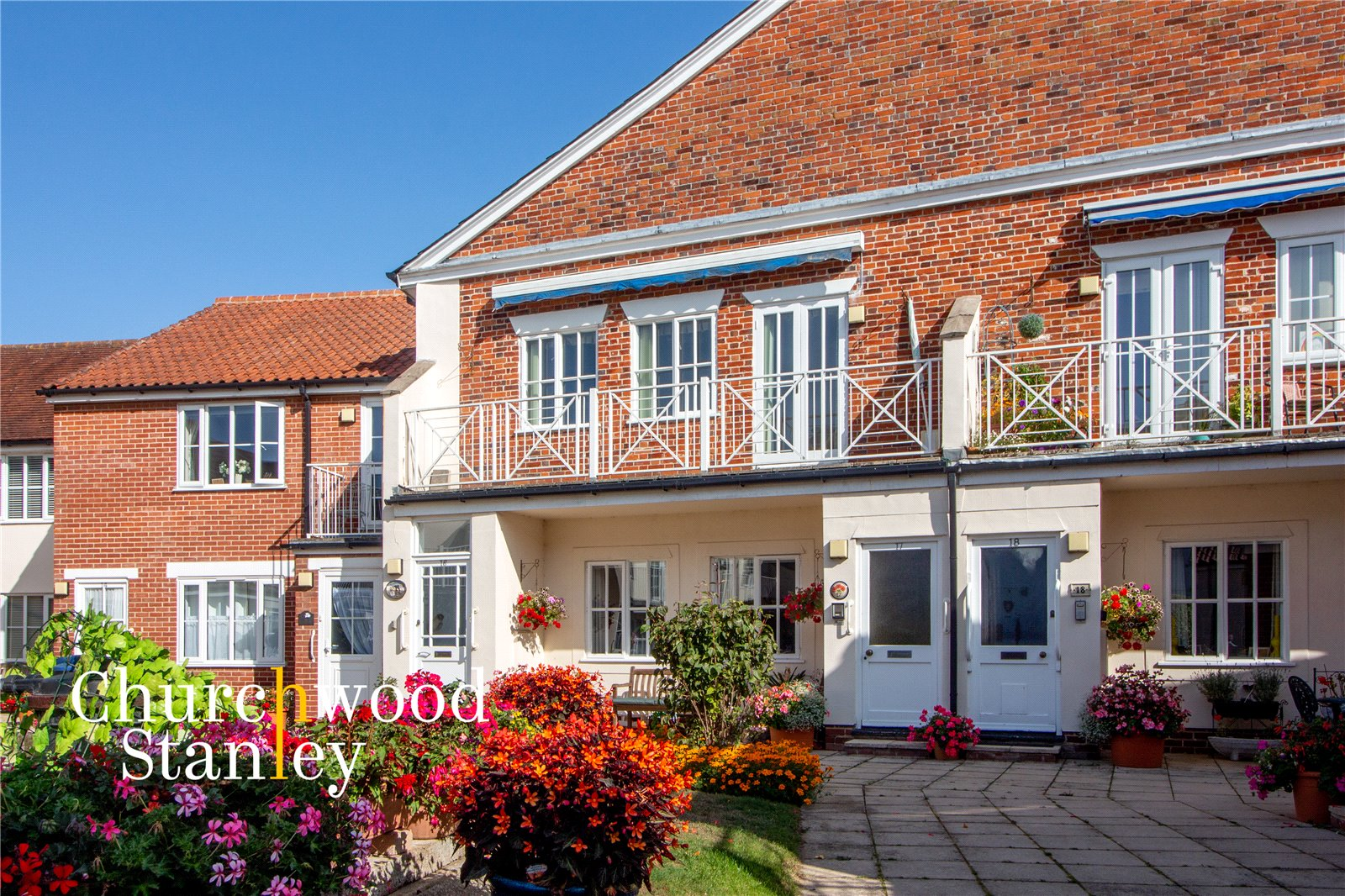 2 bed retirement property for sale in South Street, Manningtree, CO11
