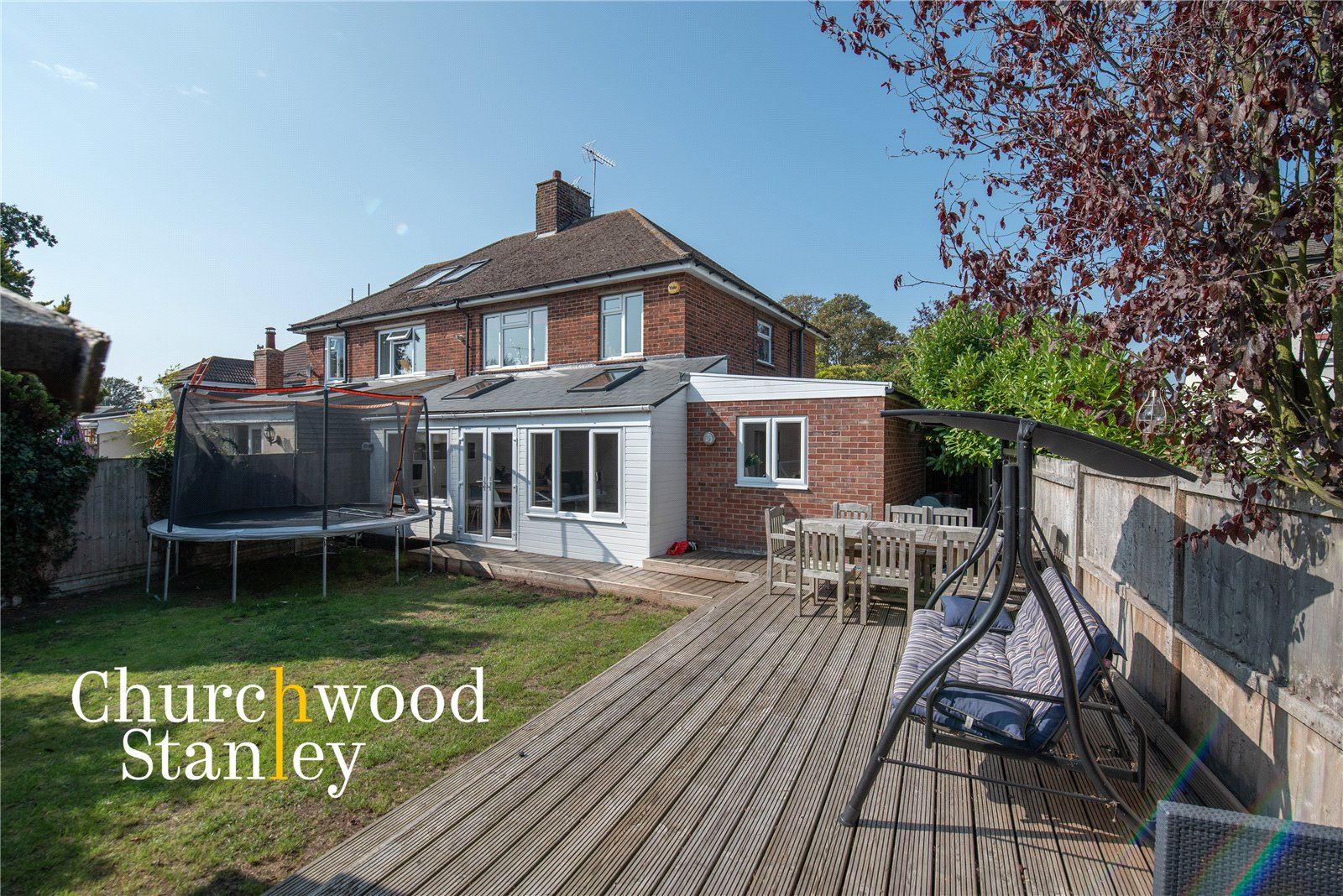 3 bed semi-detached house for sale in Landermere Road, Thorpe-le-Soken, Clacton-on-Sea, CO16