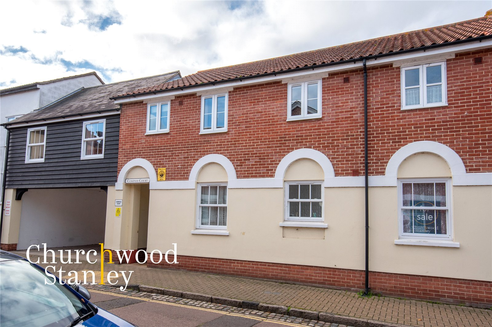1 bed retirement property for sale in South Street, Manningtree, CO11