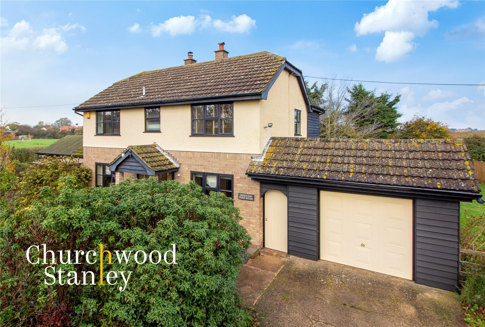 3 bed house for sale in Green End Lane, Great Holland, Frinton-on-Sea - Property Image 1
