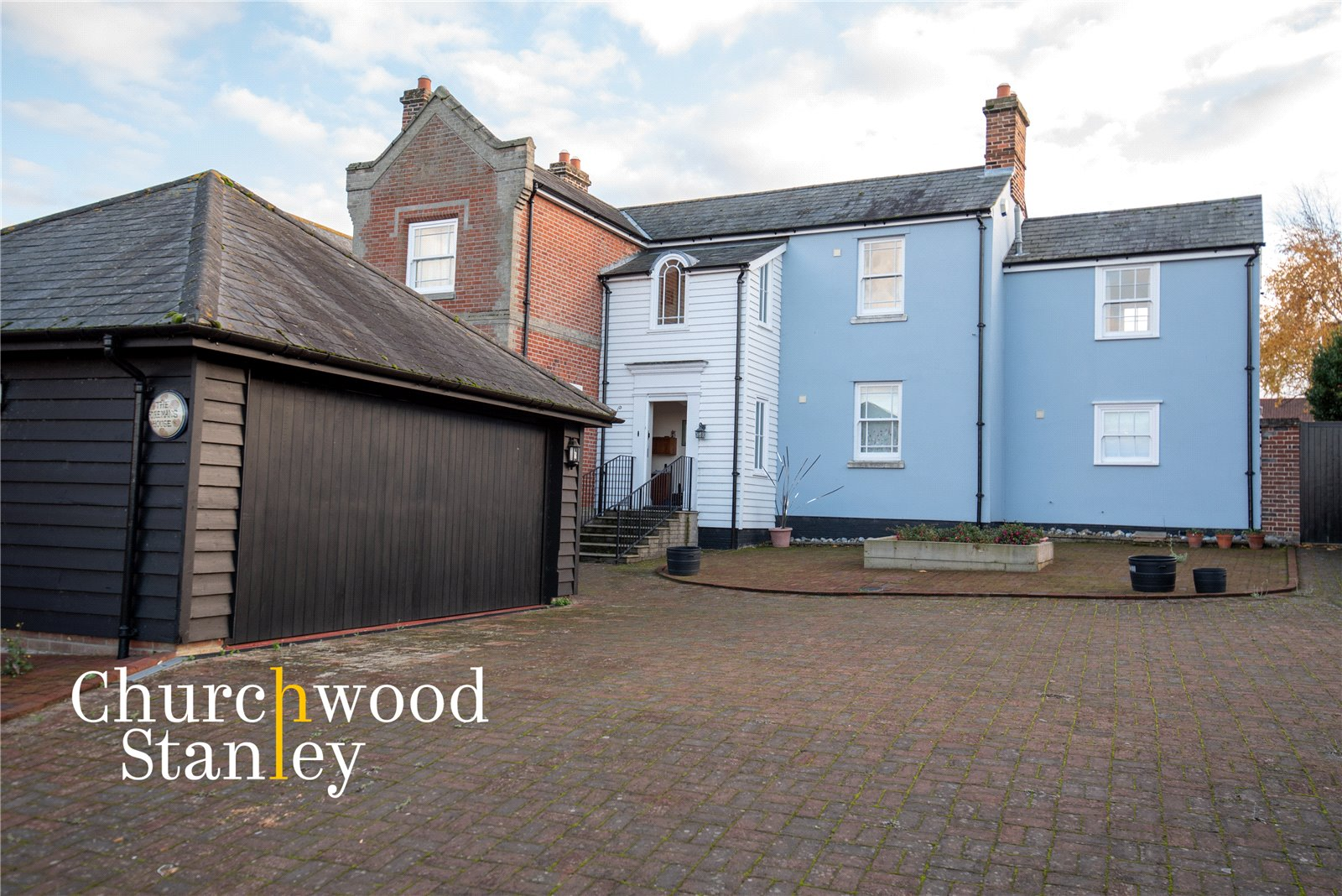 3 bed house for sale in The Walls, Manningtree, CO11