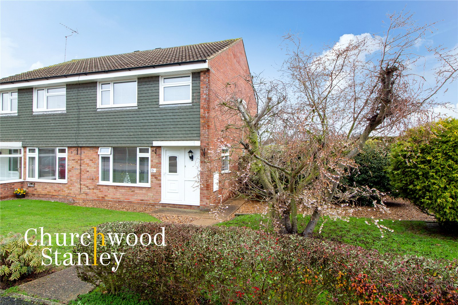 3 bed semi-detached house for sale in Redbridge Road, Clacton-on-Sea, CO15