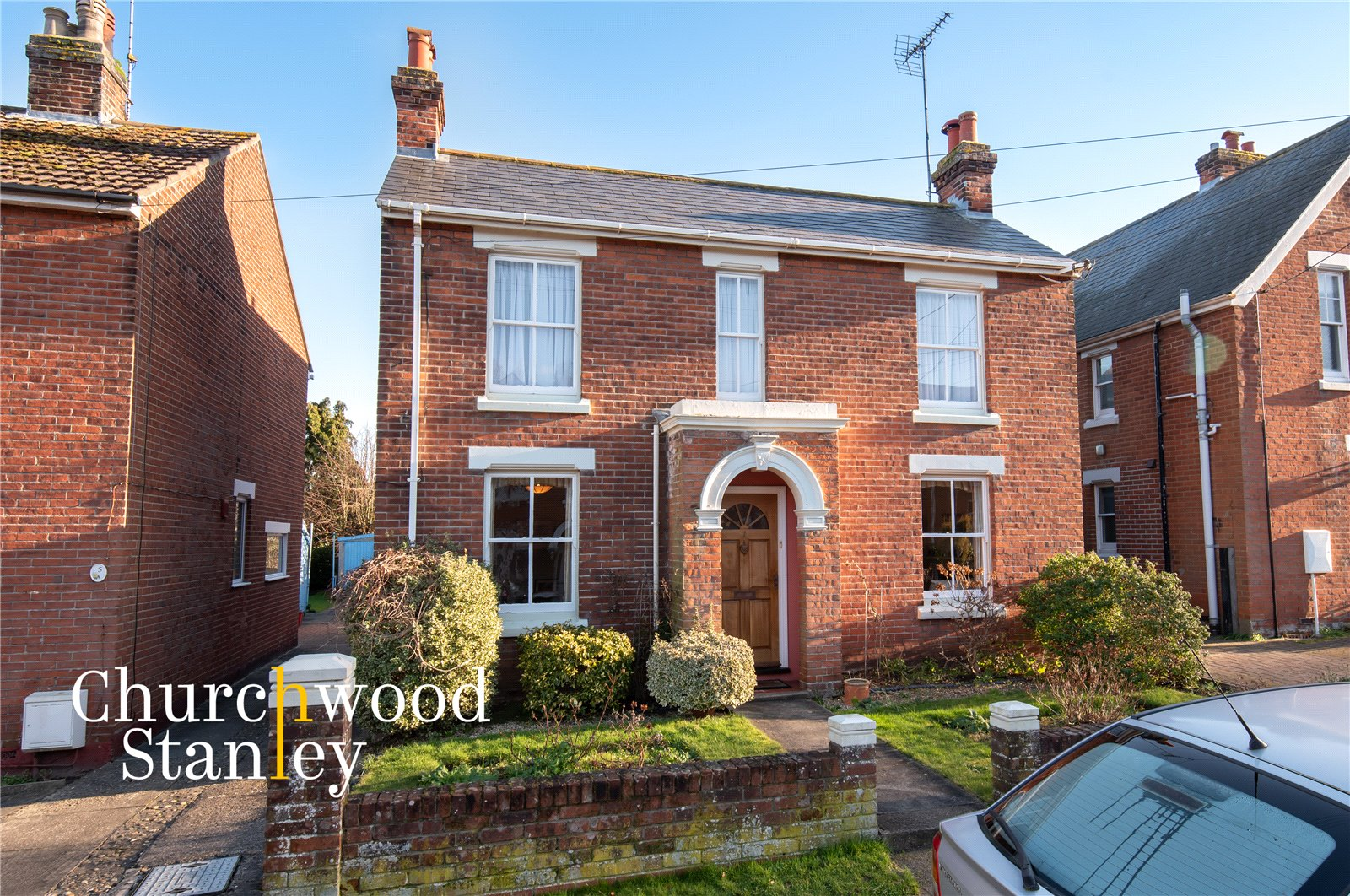 3 bed house for sale in Lushington Road, Manningtree, CO11