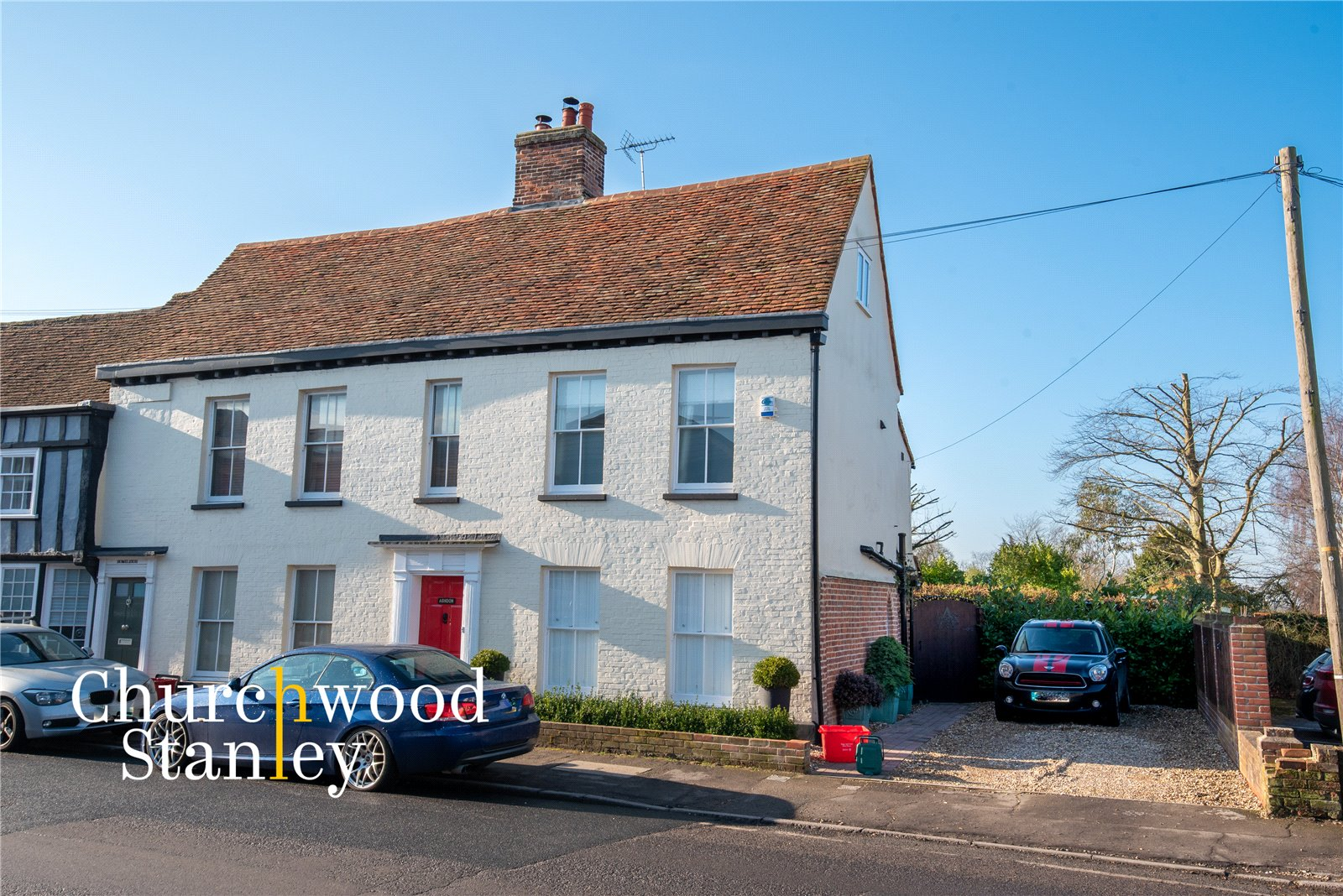 4 bed house for sale in High Street, Thorpe-le-Soken, Clacton-on-Sea - Property Image 1