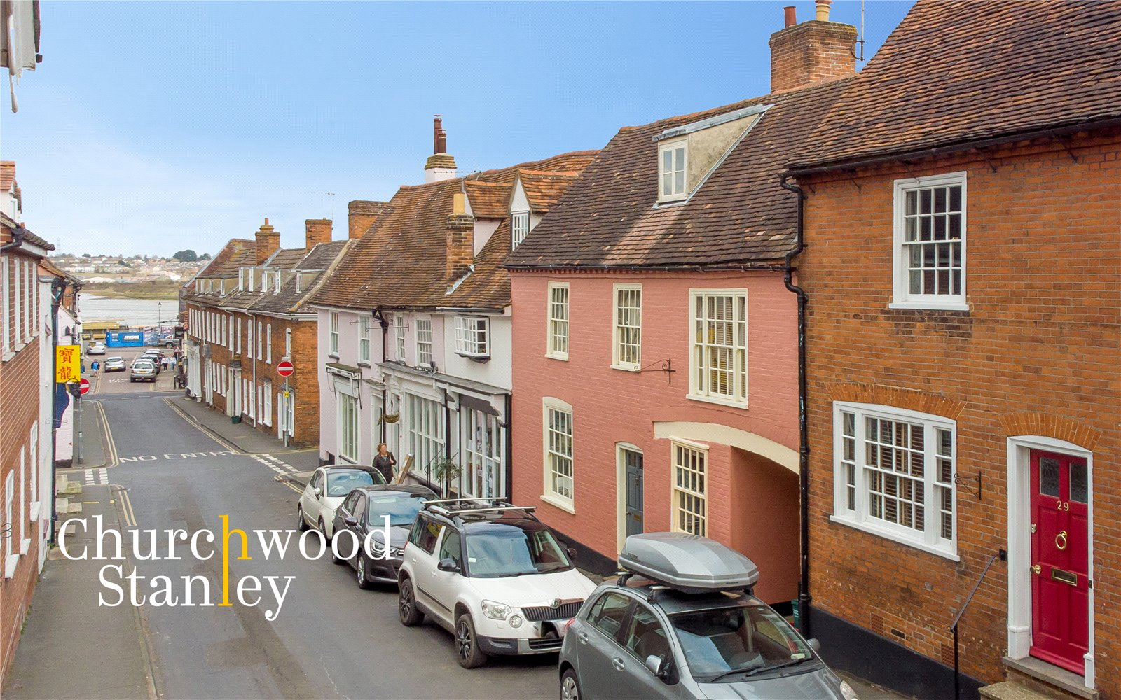 3 bed terraced house for sale in South Street, Manningtree  - Property Image 1