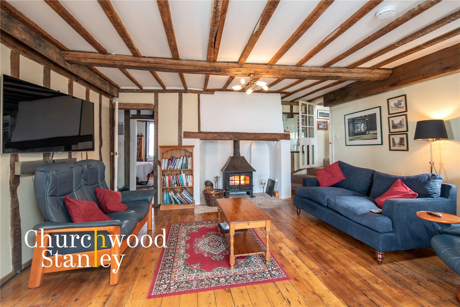 4 bed house for sale in High Street, Manningtree, CO11