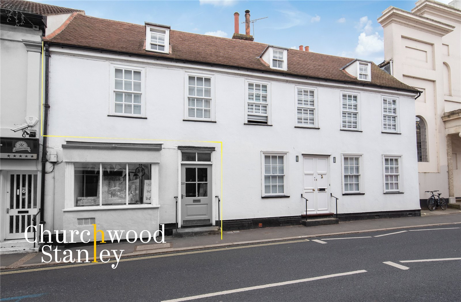 4 bed house for sale in High Street, Manningtree  - Property Image 3
