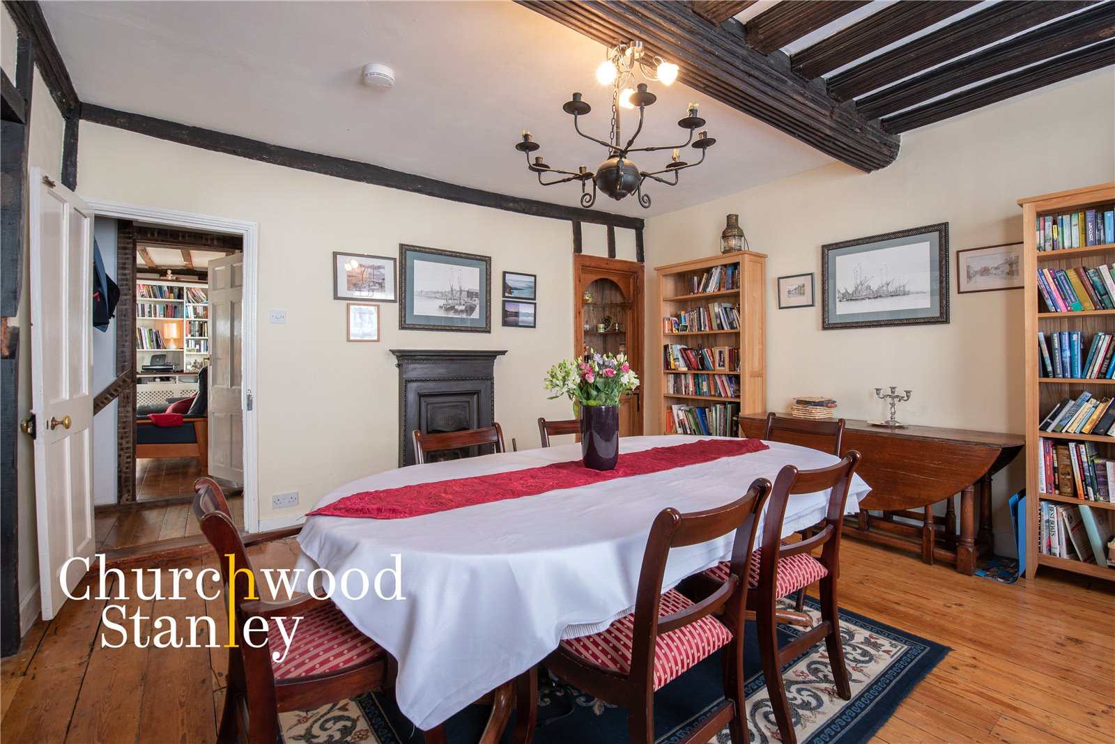 4 bed house for sale in High Street, Manningtree 8