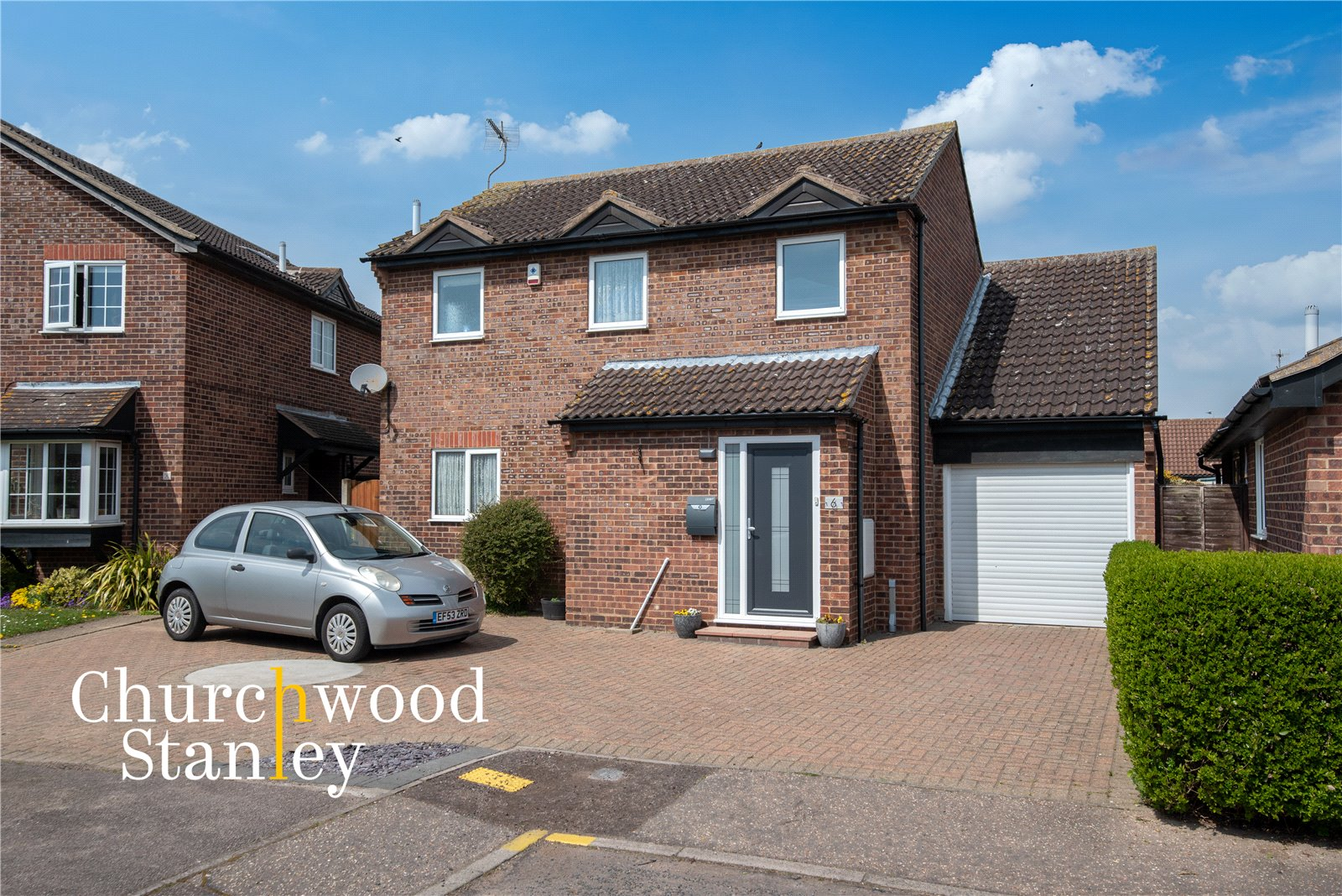 3 bed house for sale in Warnham Close, Clacton-on-Sea, CO16