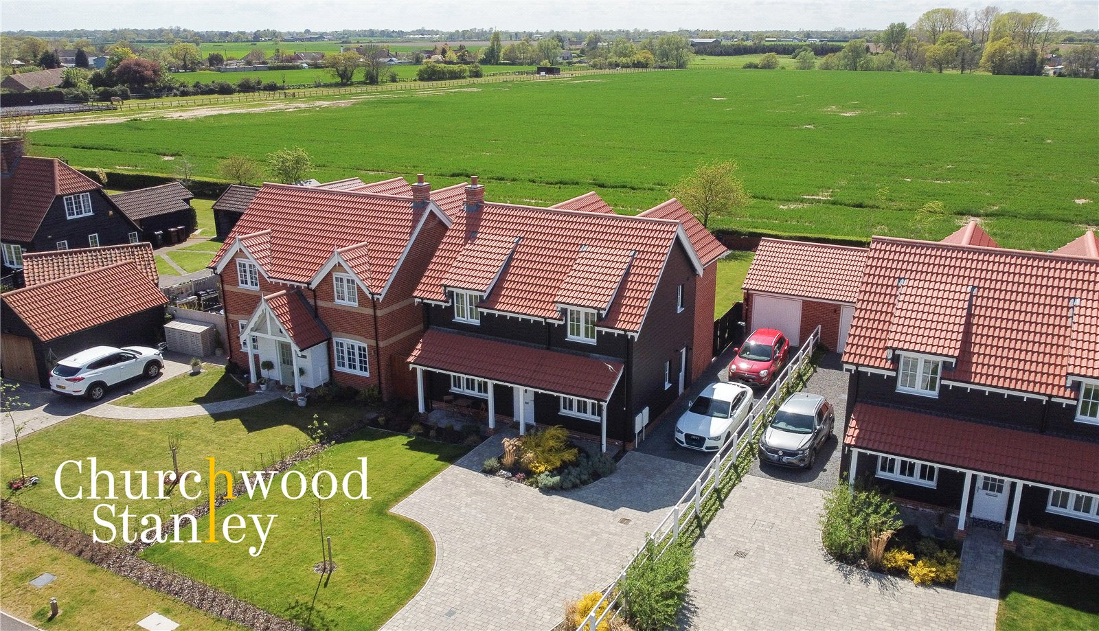 4 bed house for sale in Sturrick Lane, Great Bentley, Colchester, CO7