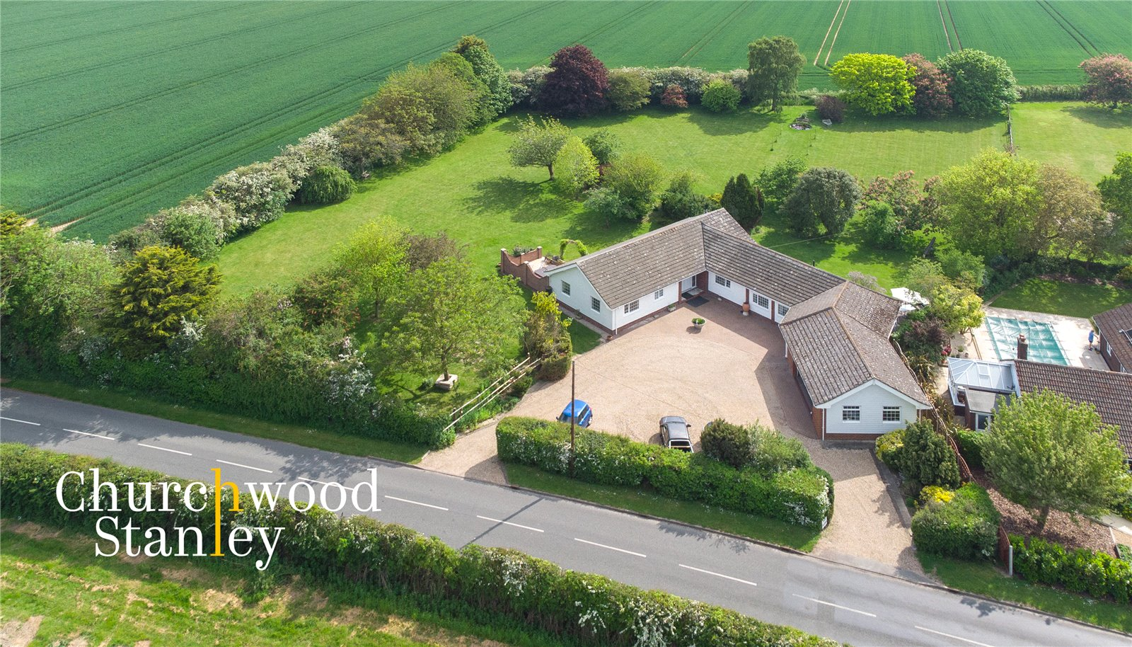 5 bed  for sale in Wix Road, Bradfield, Manningtree, CO11