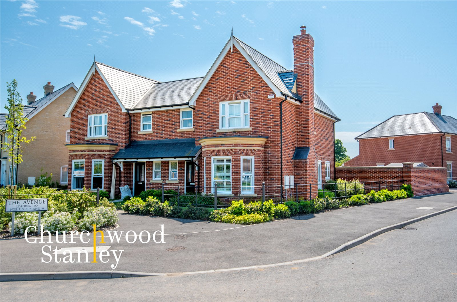 3 bed semi-detached house for sale in The Avenue, Lawford Green, Lawford, CO11