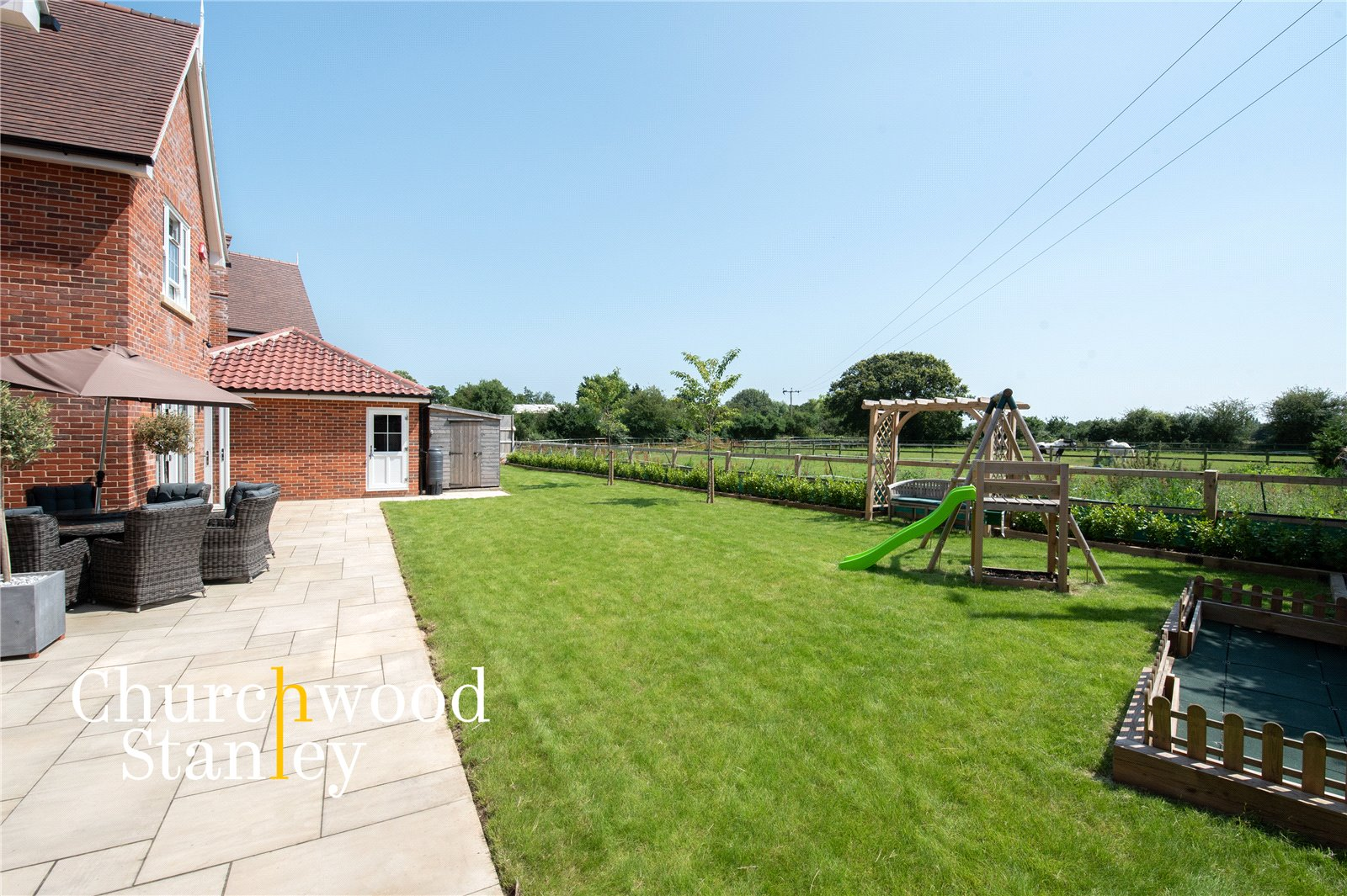 5 bed house for sale in Tendring Road, Little Bentley, Colchester  - Property Image 29