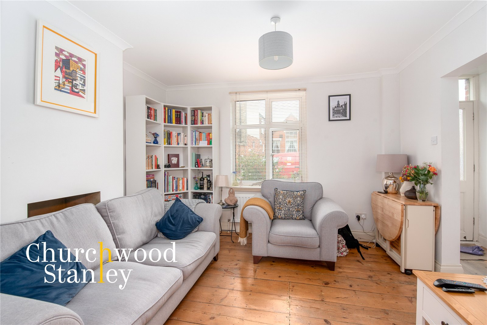 2 bed terraced house for sale in Oxford Road, Manningtree, CO11