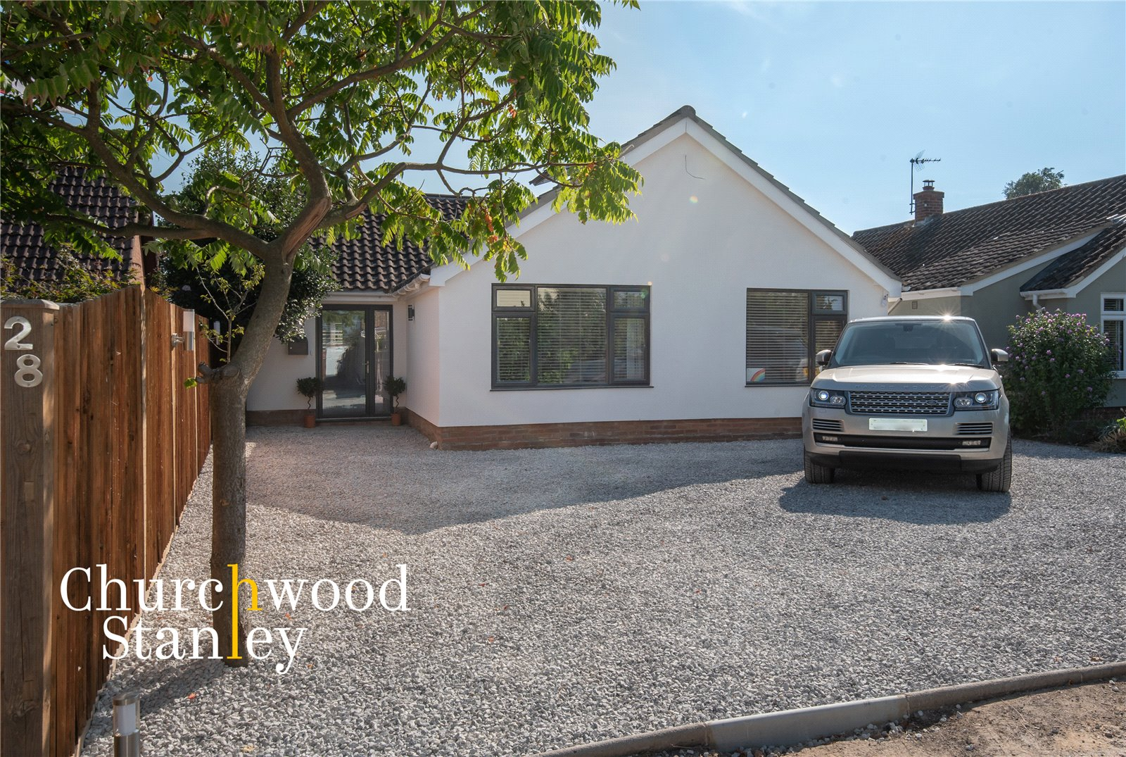 4 bed bungalow for sale in Cattsfield, Stutton, Ipswich, IP9