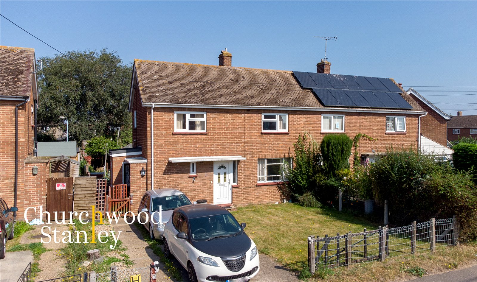 2 bed semi-detached house for sale in Rigby Avenue, Mistley, Manningtree, CO11