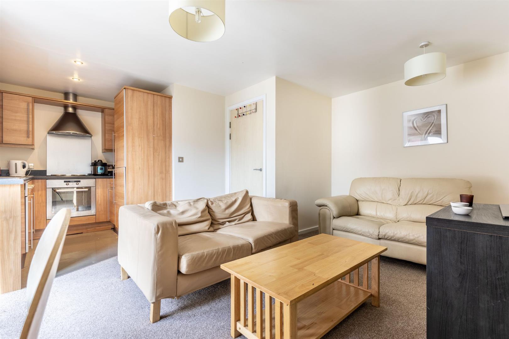 3 bed apartment to rent in Rialto Building, City Centre, NE1