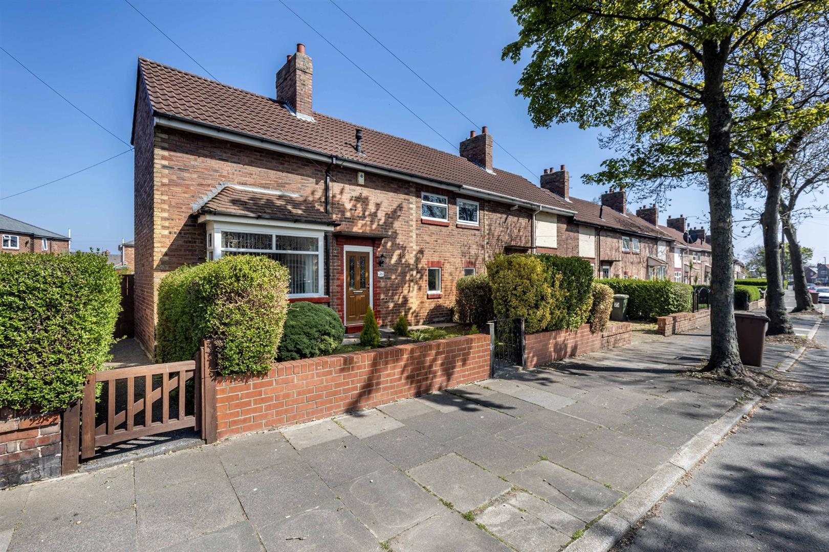 3 bed end of terrace house for sale in North Shields, NE29 7JD 0