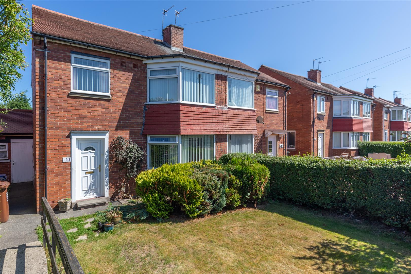 3 bed semi-detached house for sale in Gosforth, NE3 3PN - Property Image 1