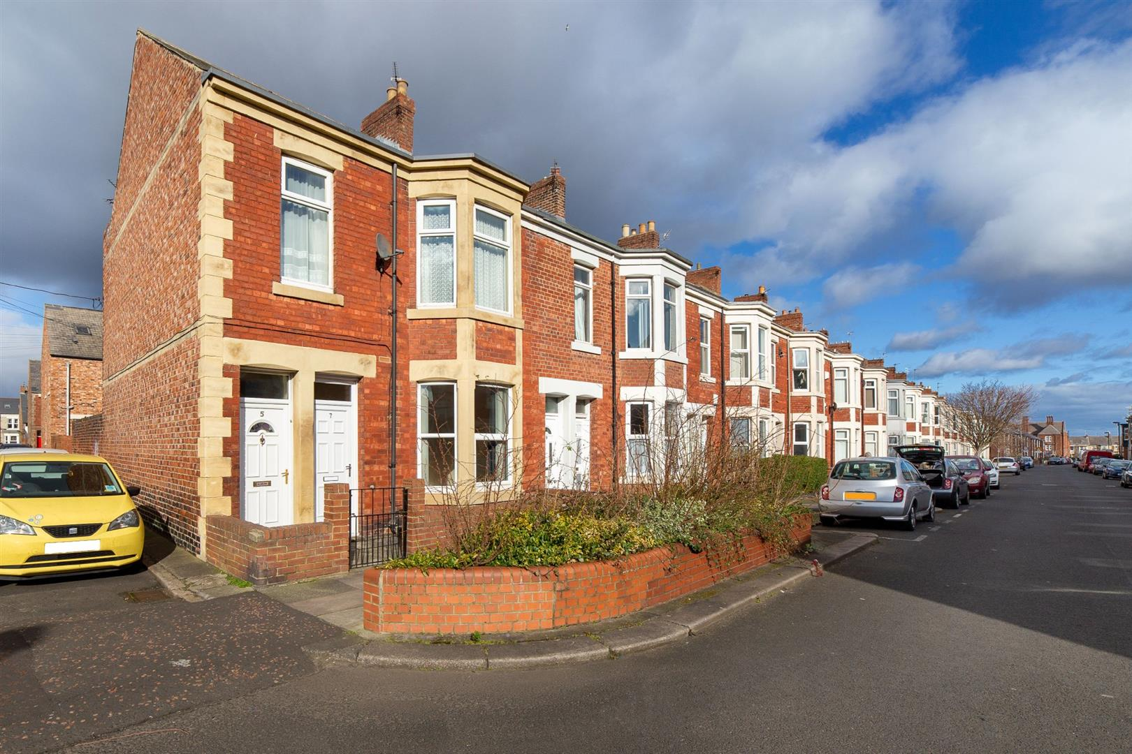 3 bed flat for sale in Newcastle Upon Tyne, NE6 5XY - Property Image 1