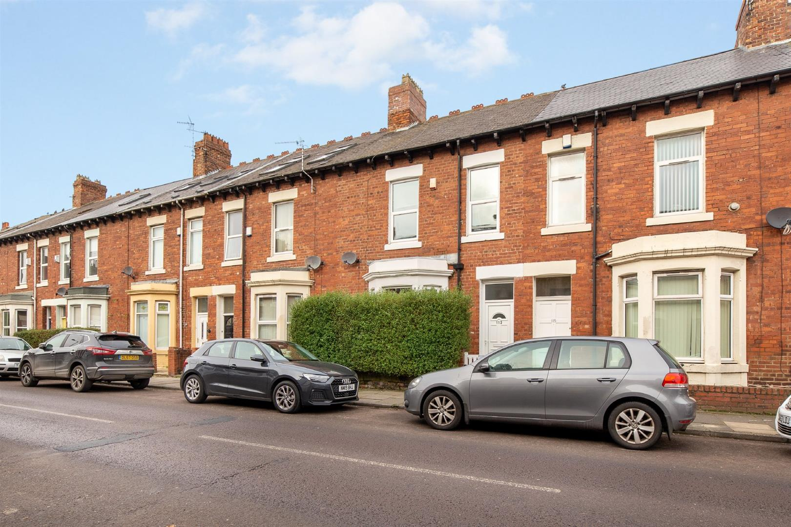 6 bed terraced house for sale in Newcastle Upon Tyne, NE6 5HS 0
