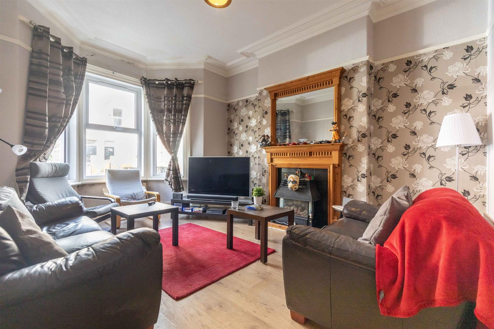 4 bed end of terrace house to rent in Newcastle Upon Tyne, NE6 5NS  - Property Image 1