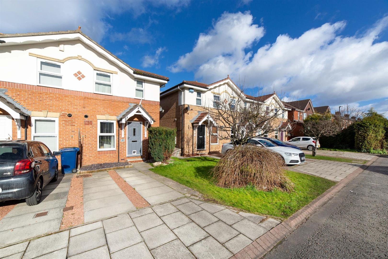 2 bed end of terrace house for sale in Newcastle Upon Tyne, NE13 7BD  - Property Image 1