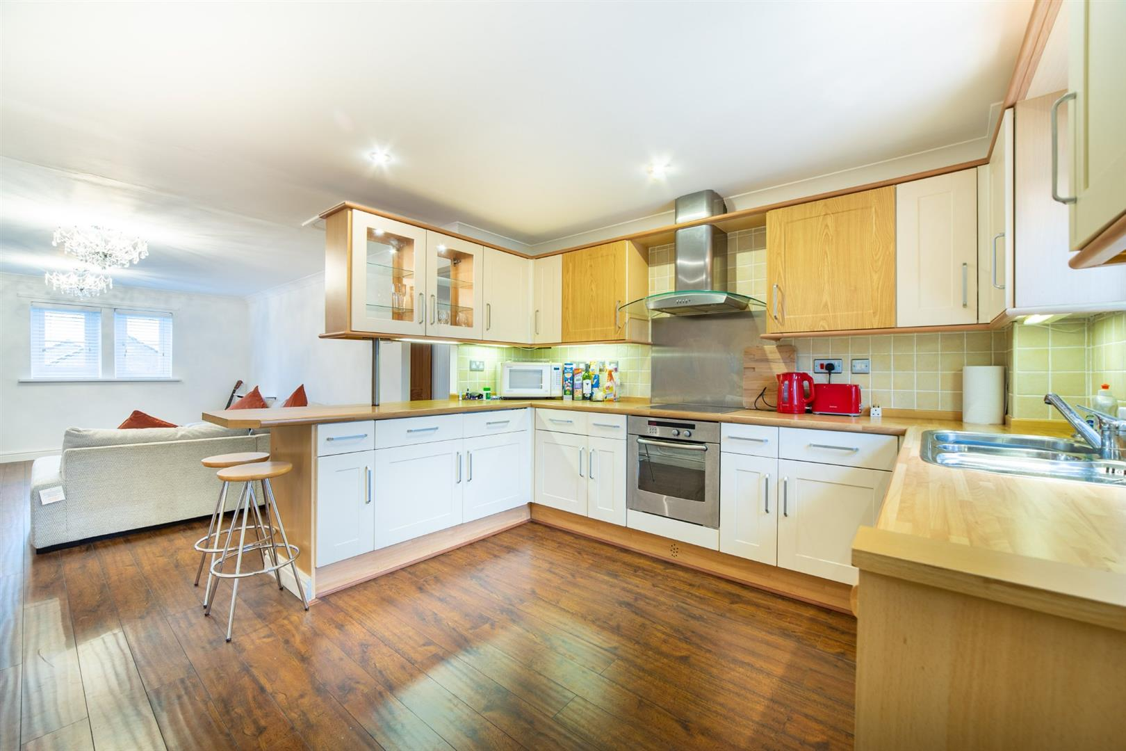 2 bed apartment for sale in Killingworth, NE12 6TE  - Property Image 1