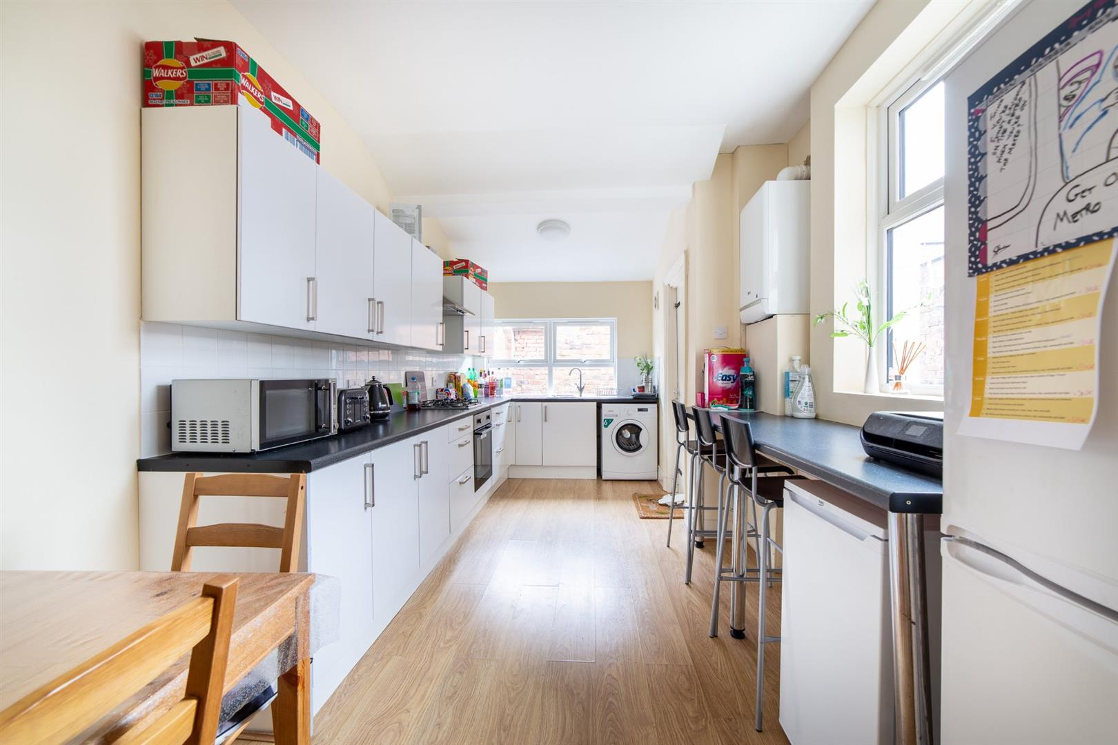 4 bed terraced house for sale in Newcastle Upon Tyne, NE6 5HS - Property Image 1