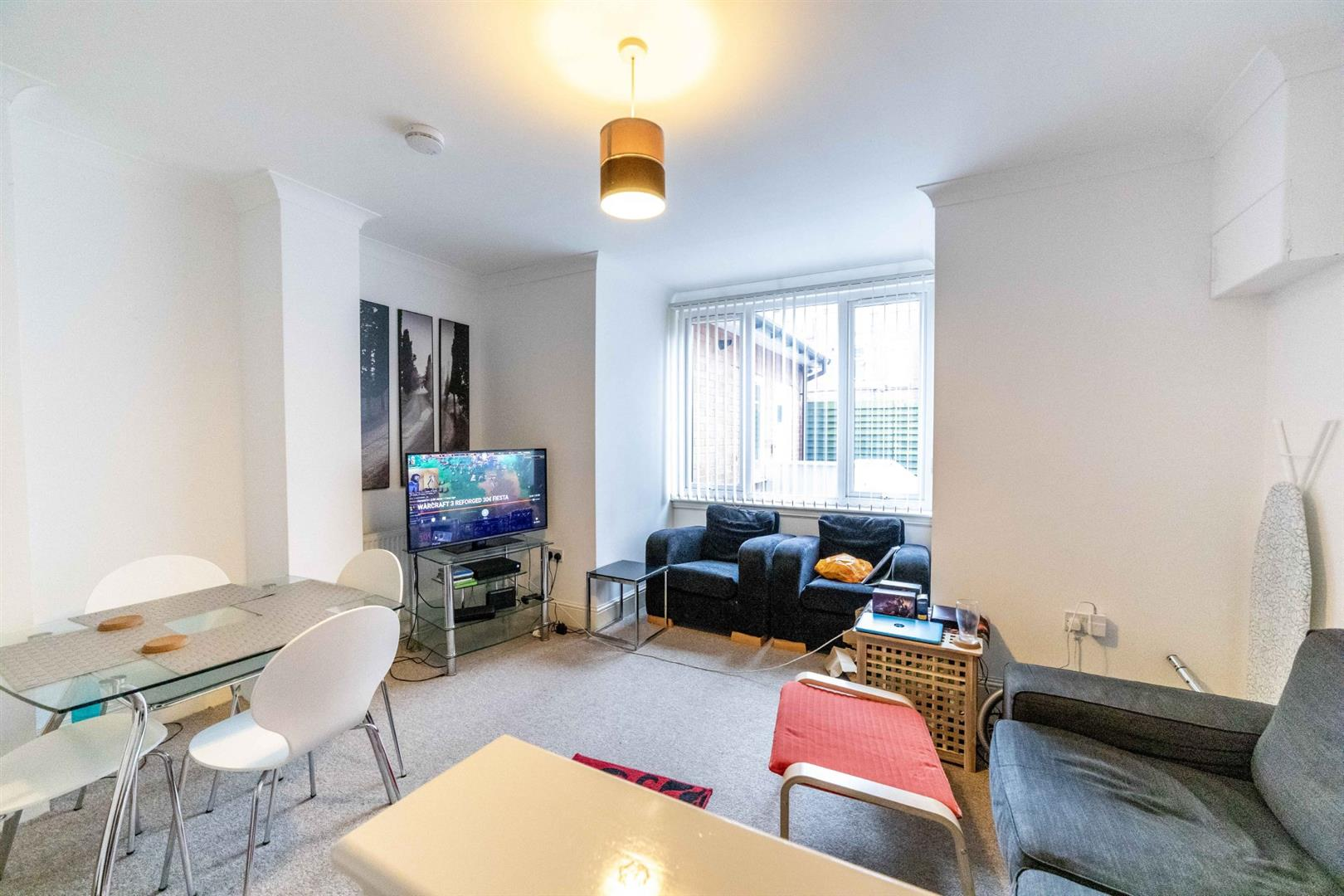 2 bed apartment to rent in Otterburn Villas, Newcastle Upon Tyne, NE2
