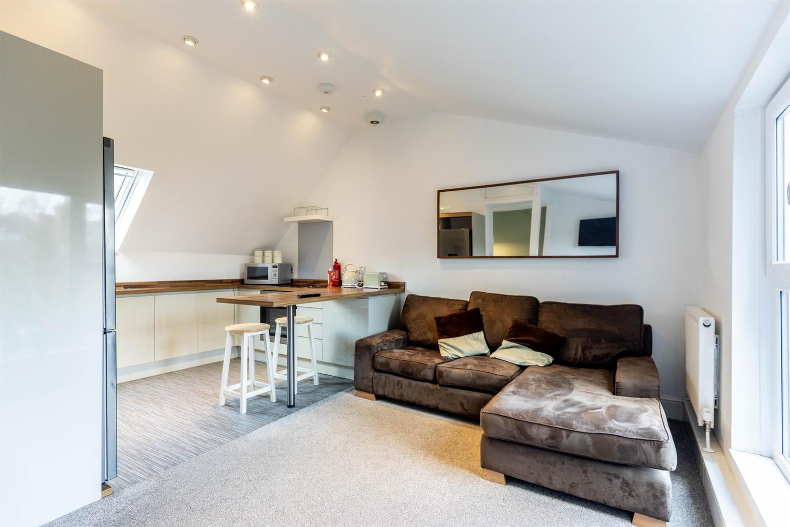 2 bed apartment to rent in Otterburn Villas, Jesmond, NE2