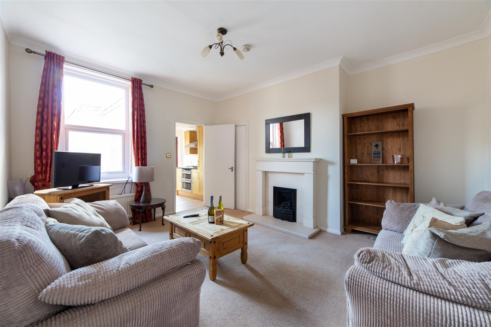 3 bed flat to rent in Mowbray Street, Newcastle Upon Tyne, NE6
