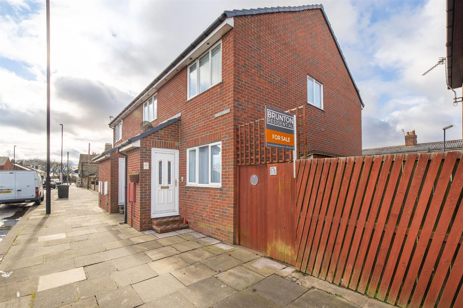 2 bed end of terrace house for sale in North Tyneside, NE13 6EP, NE13