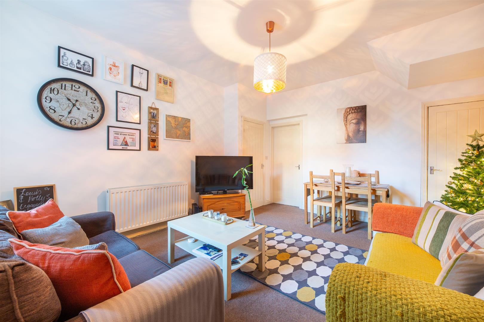 2 bed flat for sale in Newcastle Upon Tyne, NE6 5YB - Property Image 1