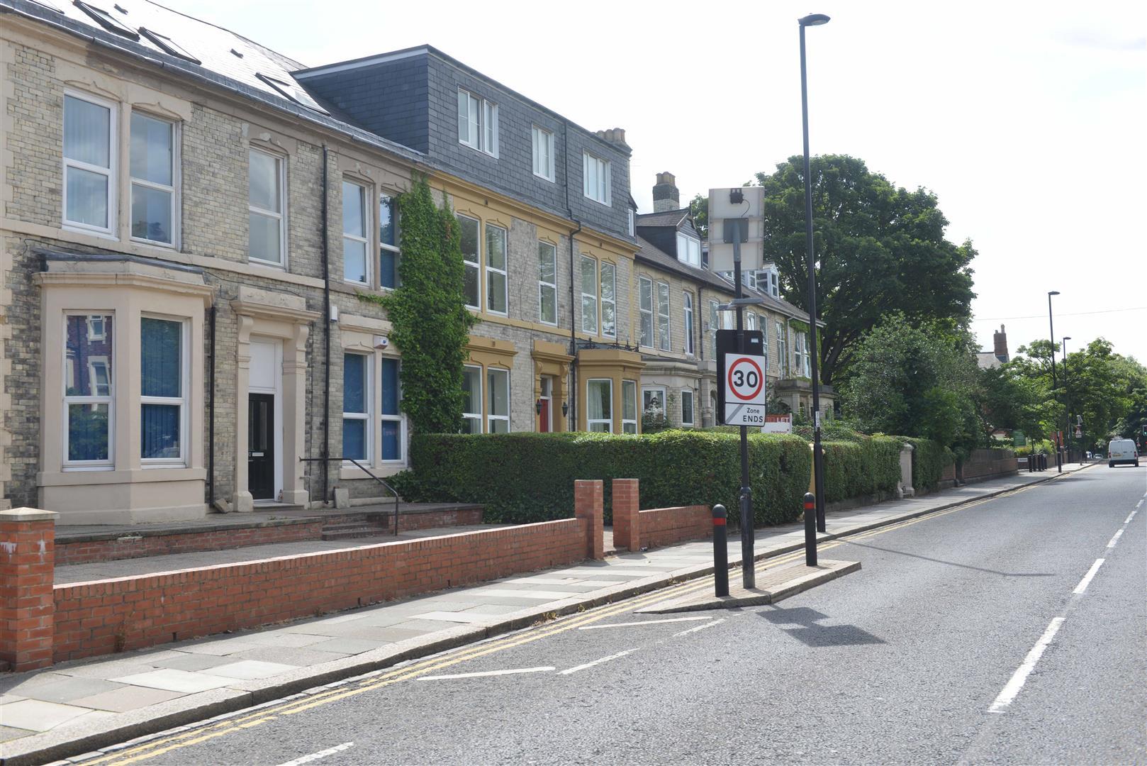 4 bed apartment to rent in Newcastle Upon Tyne, NE2 2AJ, NE2