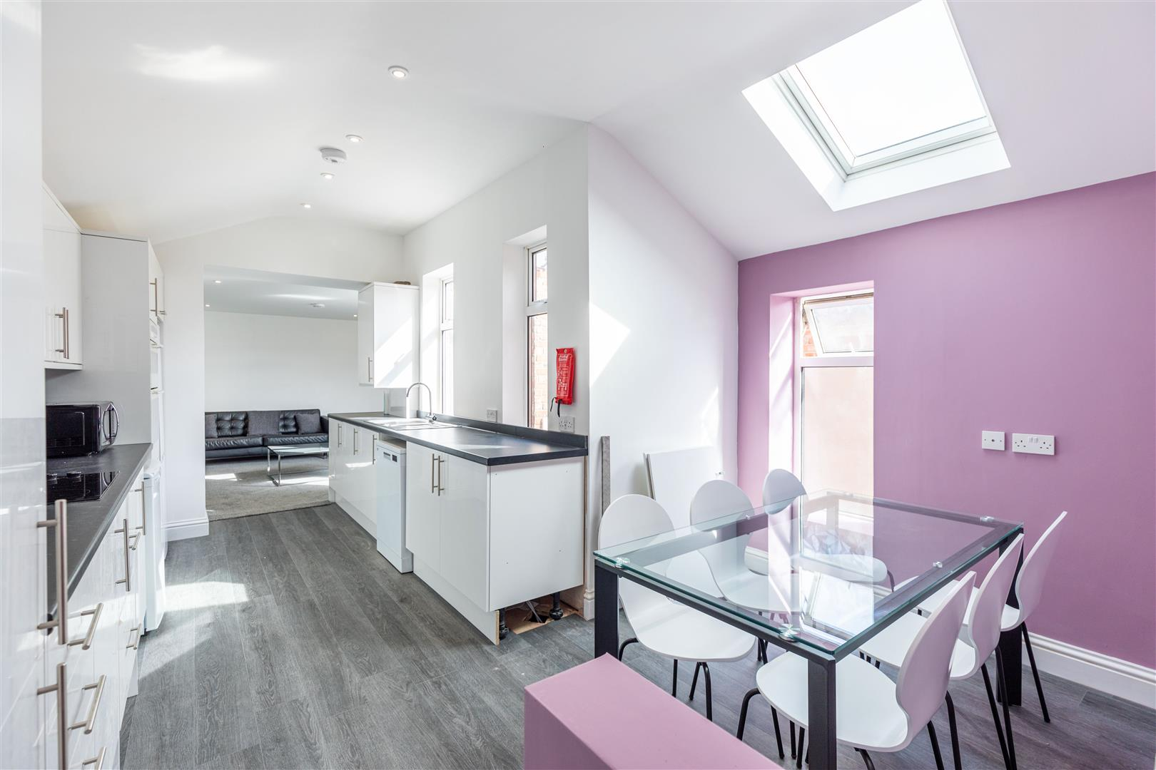 6 bed maisonette to rent in Jesmond, NE2 3HY, NE2