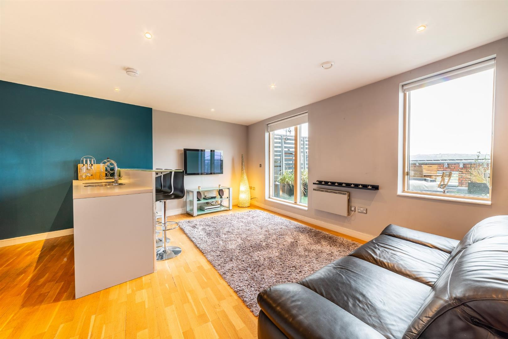 2 bed penthouse to rent in Quayside, NE1 3BB, NE1