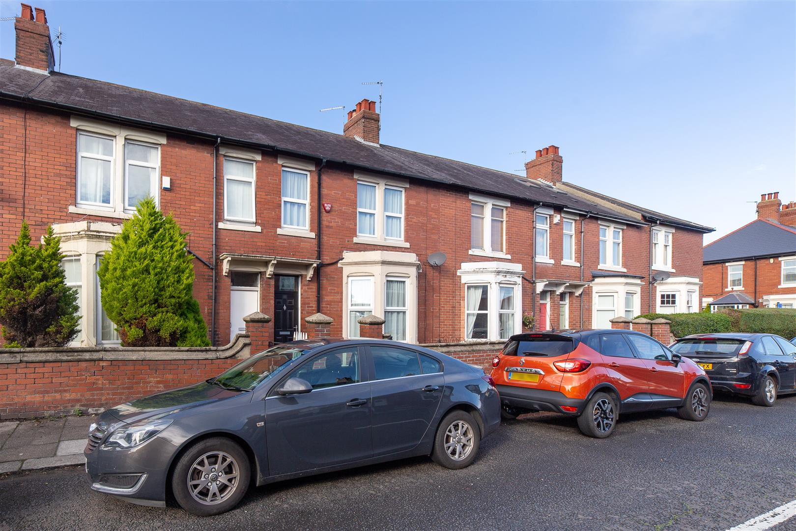 3 bed terraced house for sale in Heaton, NE6 5SQ  - Property Image 1