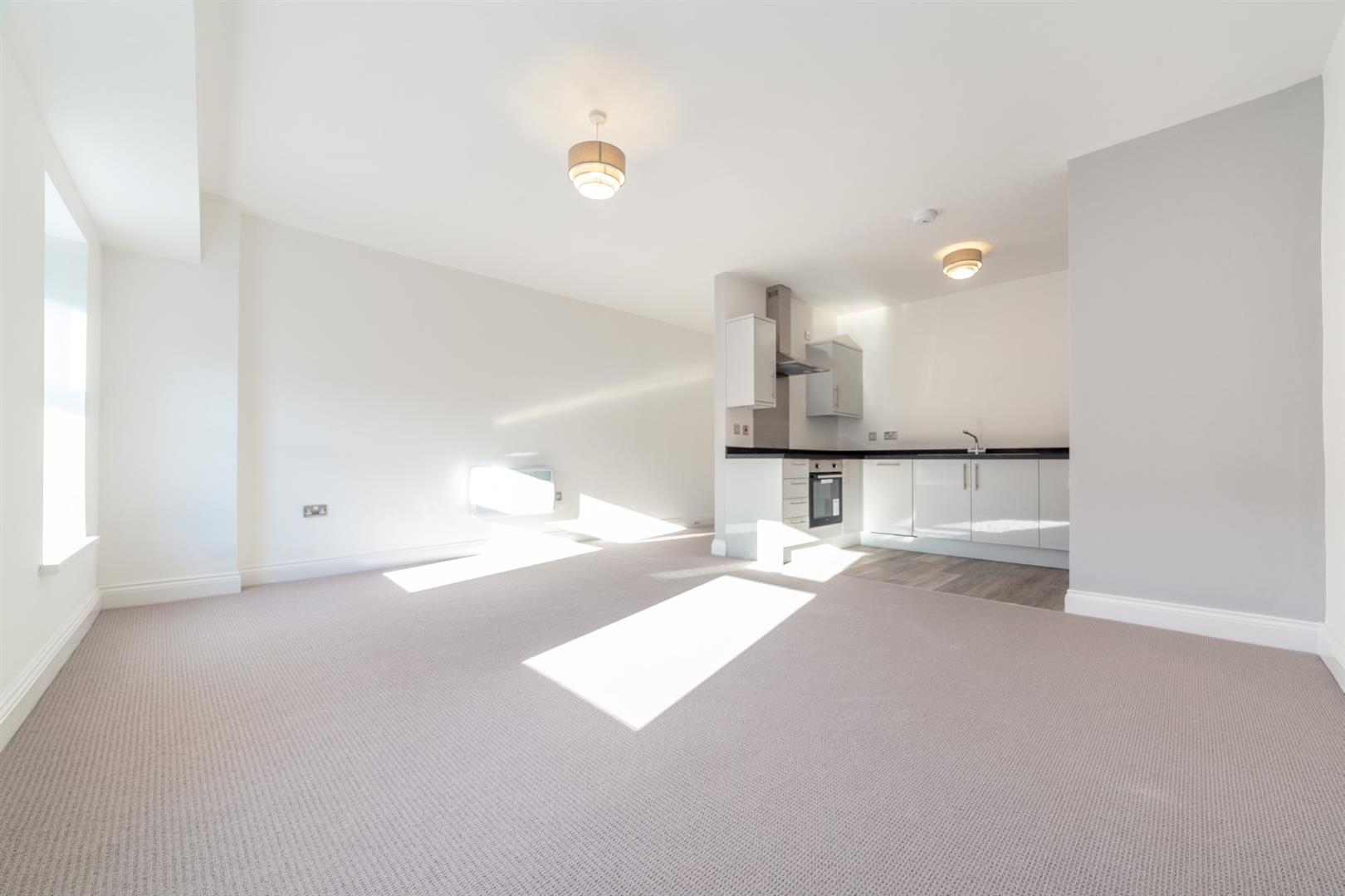 2 bed flat to rent in Morpeth, NE61 1NT, NE61