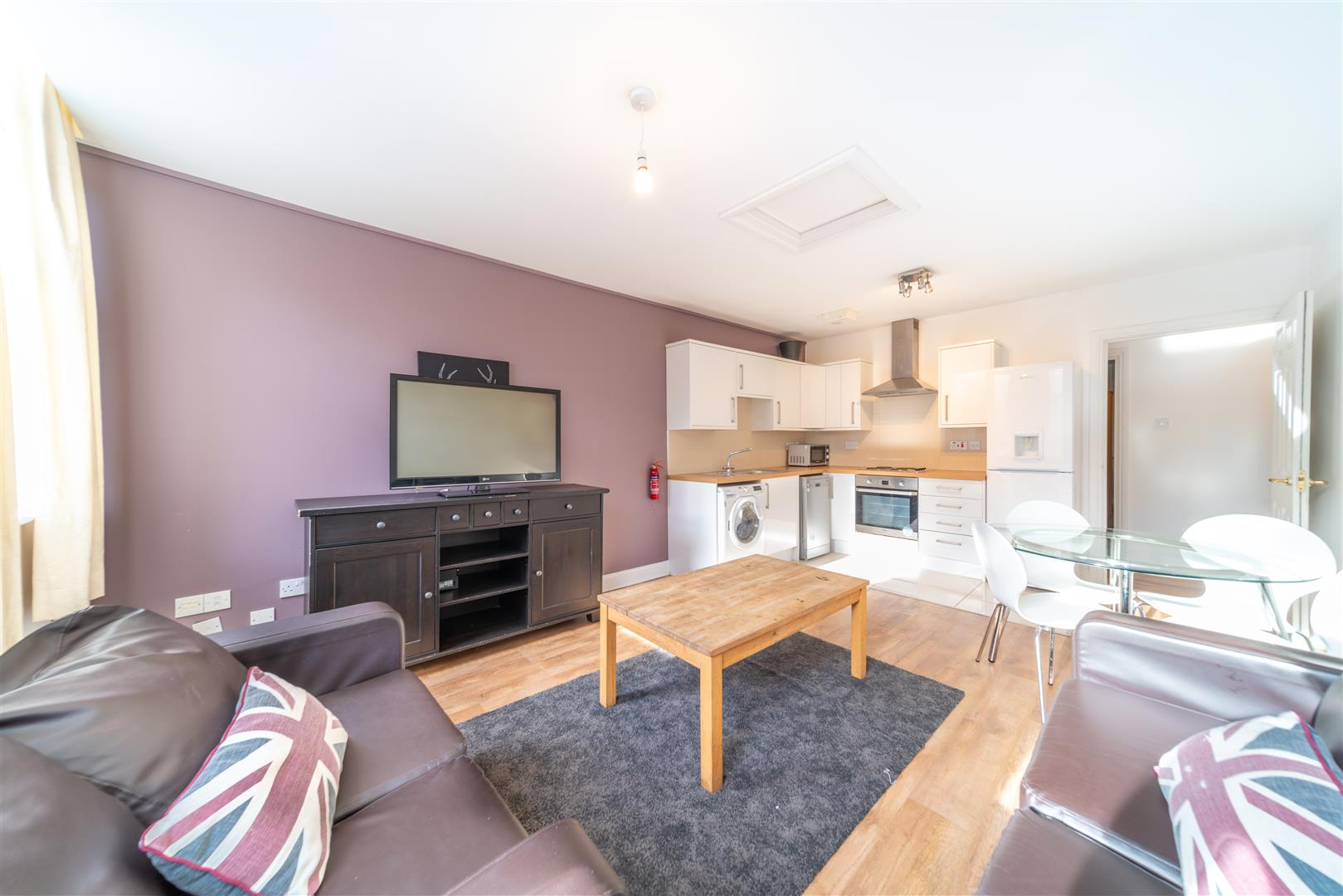 3 bed apartment to rent in Newcastle Upon Tyne, NE1 5SF, NE1