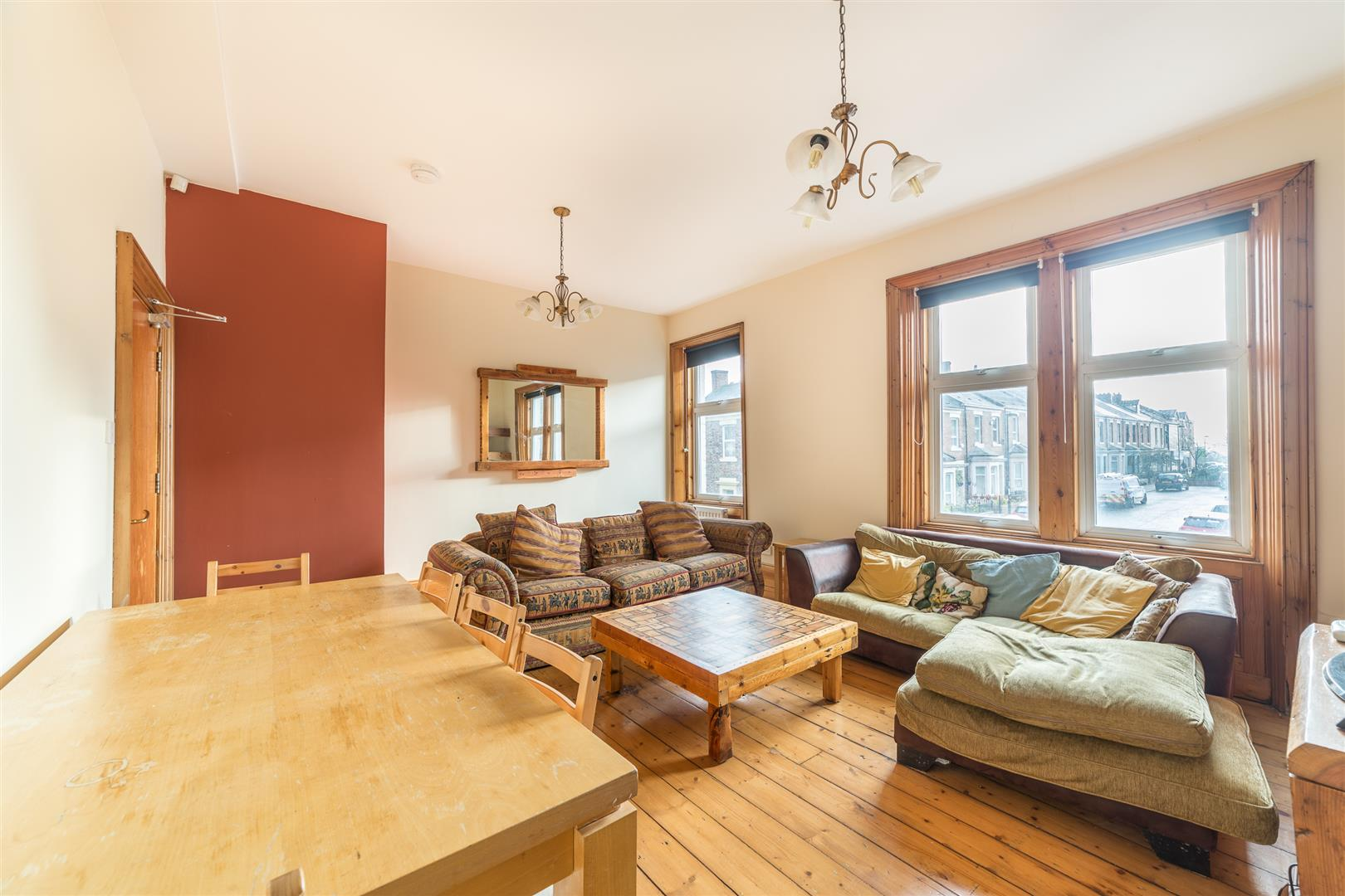5 bed terraced house to rent in Newcastle Upon Tyne, NE4 5NL  - Property Image 1