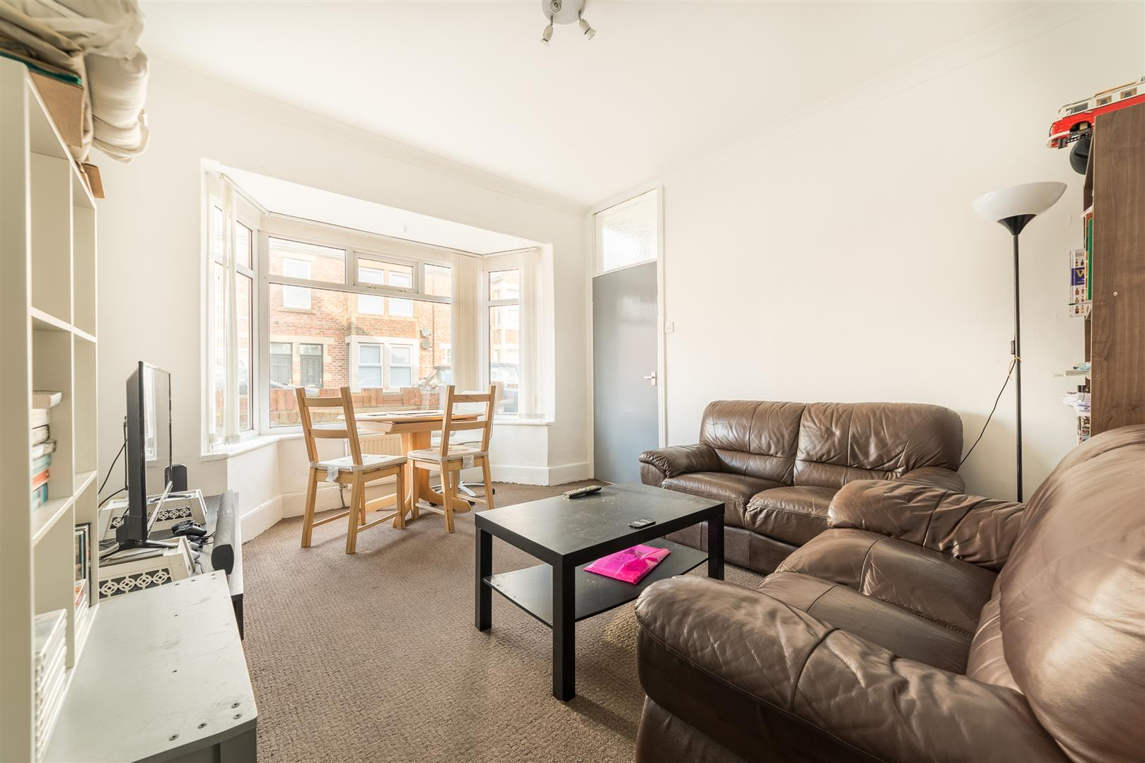 2 bed flat to rent in Seventh Avenue, Newcastle Upon Tyne, NE6