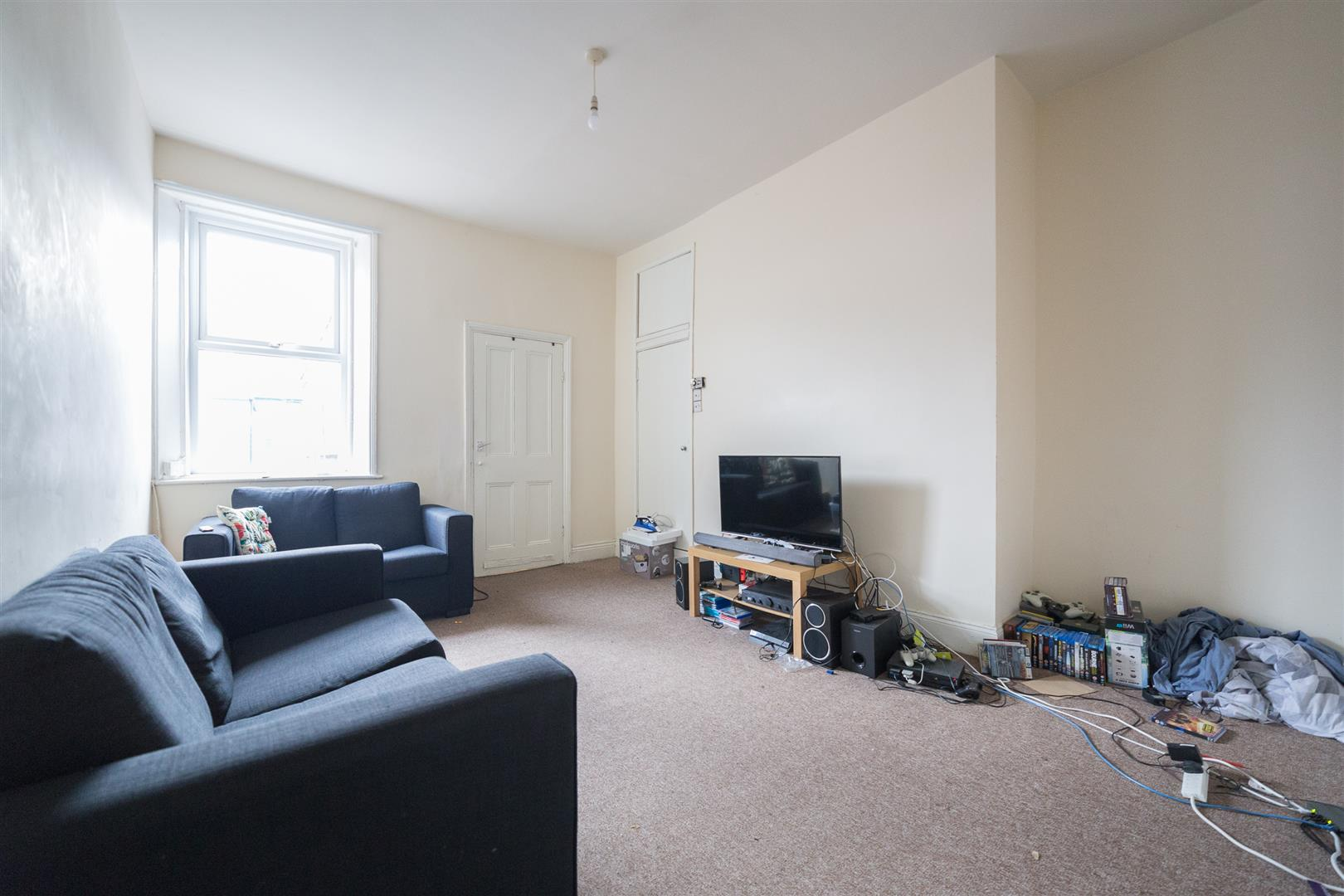 3 bed flat to rent in Newcastle Upon Tyne, NE6 5AR, NE6