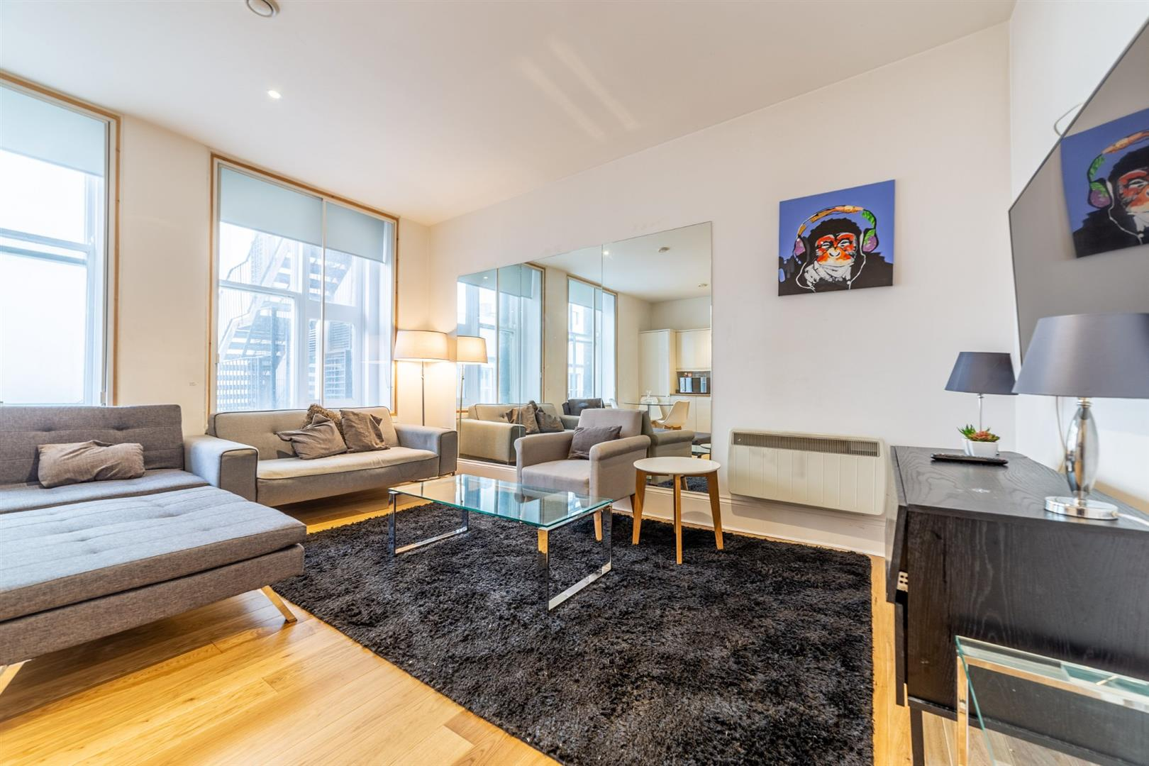2 bed apartment to rent in Newcastle Upon Tyne, NE1 5JE  - Property Image 1