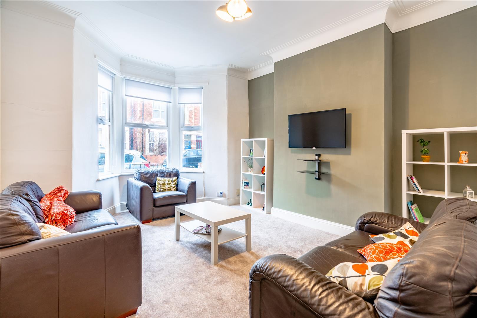 7 bed terraced house to rent in Cheltenham Terrace, Heaton, NE6