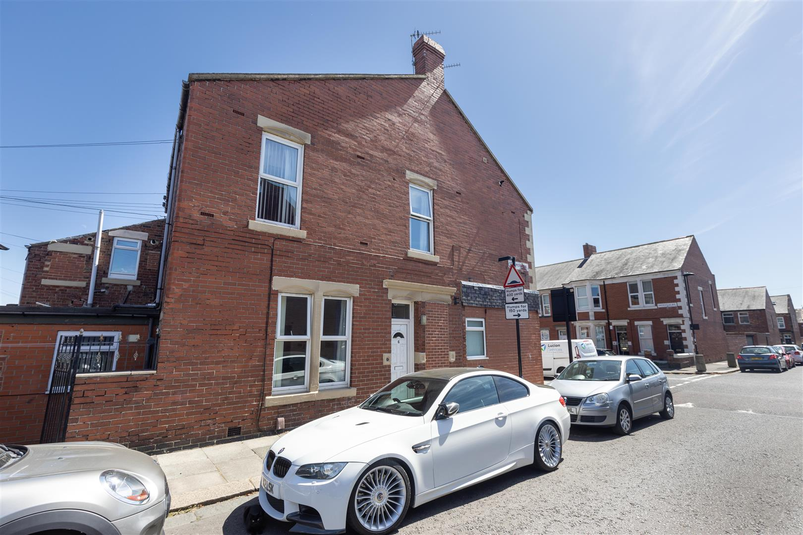 4 bed flat to rent in Newcastle Upon Tyne, NE6 5SX, NE6