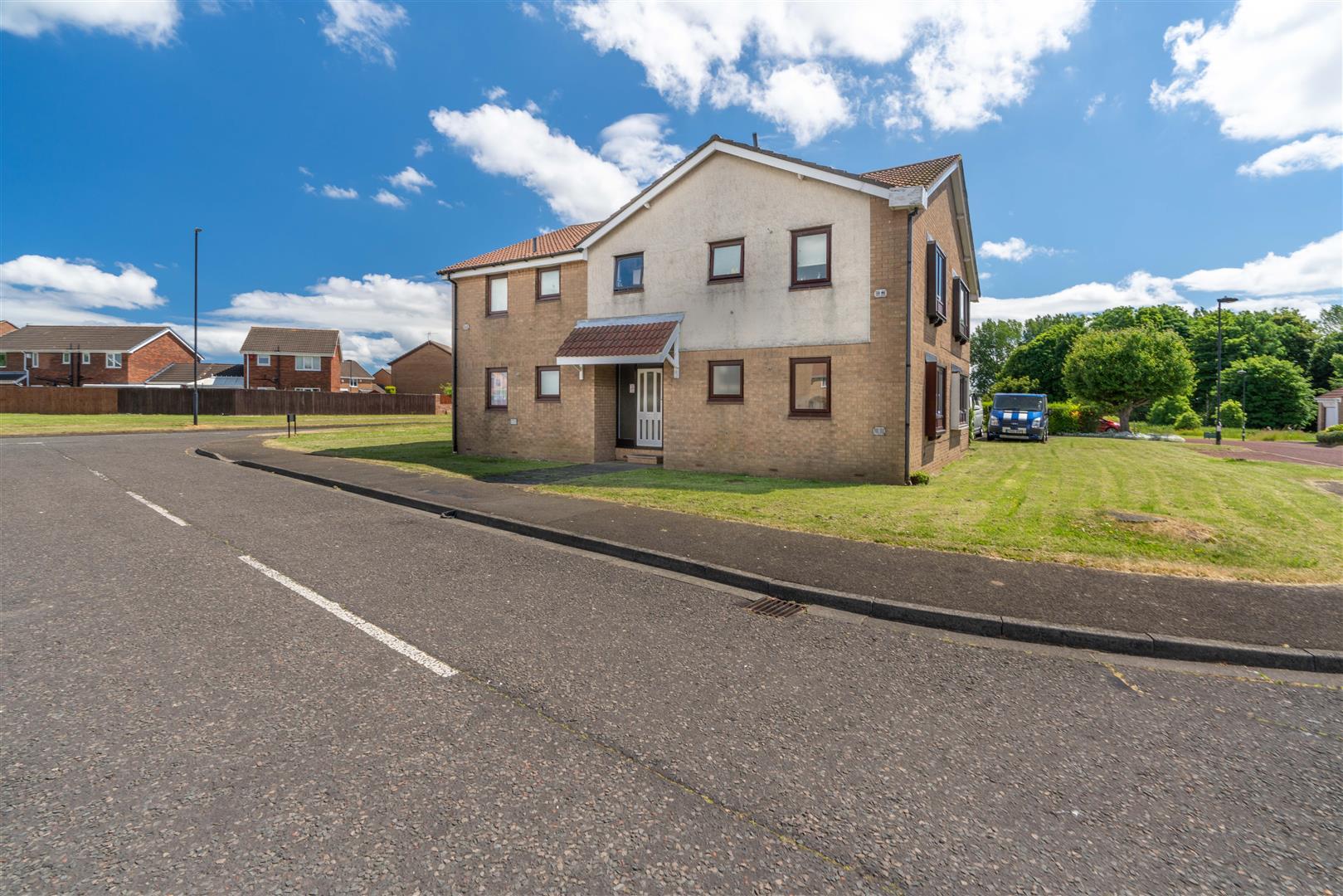 1 bed studio flat to rent in Rosedale, Wallsend, NE28